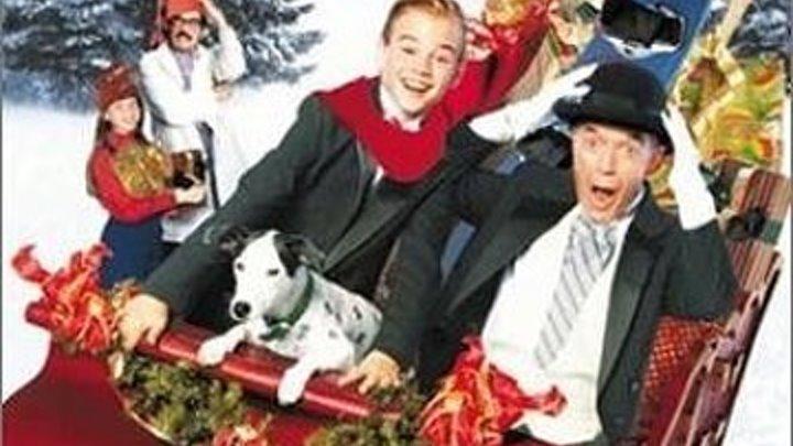 новогодняя семейная комедия _ Богатенький Ричи 2 / Необычное Рождество Ричи Рича (1998 ) Жанр: Комедия, Семейный