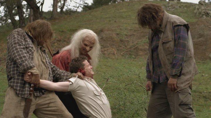 """Фильм """"Поворот не туда 5: Кровное родство"""" Триллер, Ужасы.2012"""