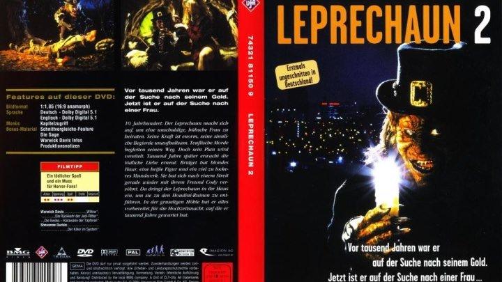 Лепрекон 2 Одна свадьба и много похорон (1994) Ужасы, Фэнтези,