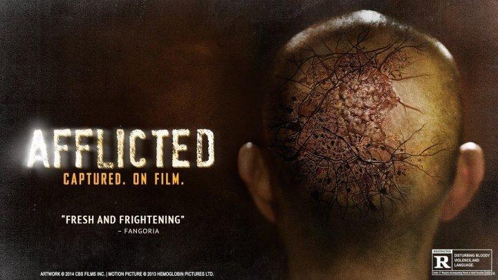 Поражённый HD(ужасы, триллер, детектив)2013 (16+)
