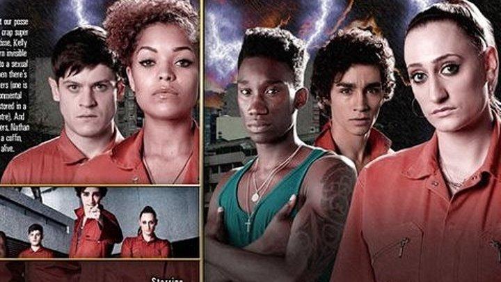 Отбросы (2009) 1 серия