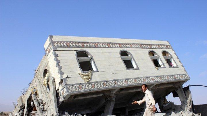 Почему западные СМИ игнорируют конфликт в Йемене