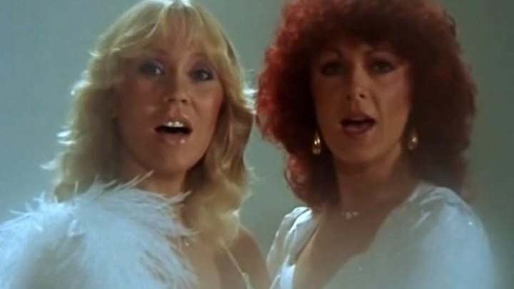 ABBA - Super Trouper / On and On (Show Express ZDF German) 1980