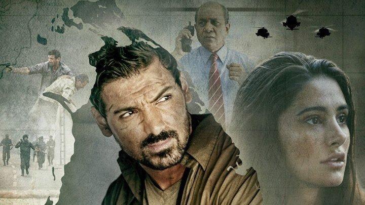 Мадрас-кафе (2013) боевик, триллер
