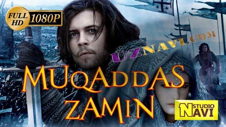 Muqaddas zamin (o'zbek tilida tarjima kino)1080p fullhd