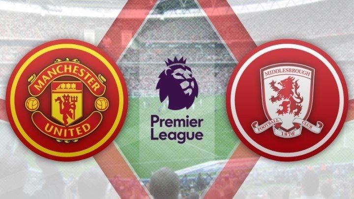 Манчестер Юнайтед 2:1 Мидлсбро | Чемпионат Англии 2016/17 | Премьер Лига | 19-й тур | Обзор матча