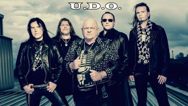 U.D.O. - Metal Heart (Live In Moscow 2013)