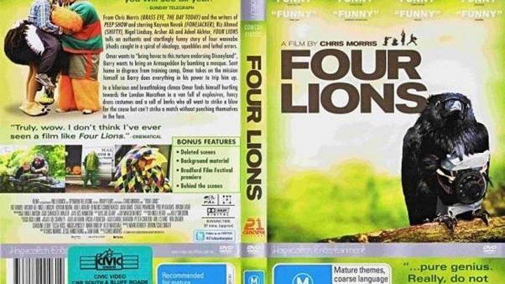 4-тыре льва (2010) Комедия, Драма.