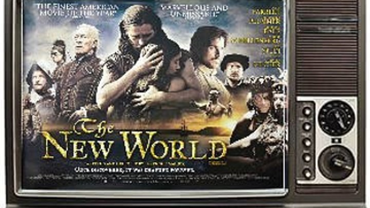 Новый Свет (2005) Приключения, Биография.