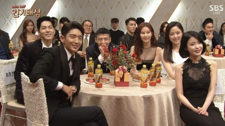 2016.SBS.Drama.Awards [1 часть]