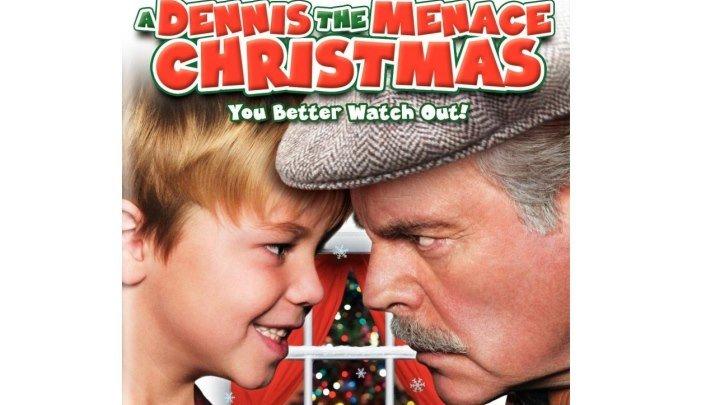 """""""Деннис – мучитель Рождества / A Dennis the Menace Christmas"""" 2007"""