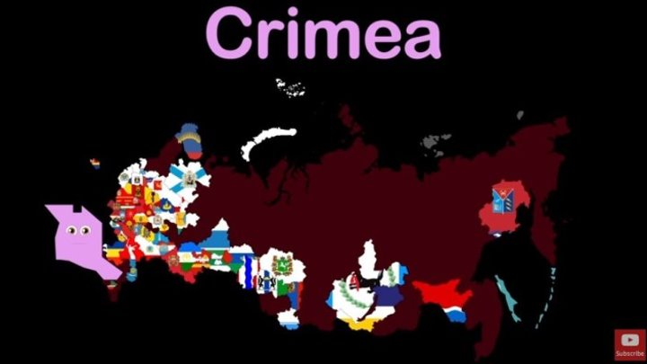 Американским детишкам показали познавательный фильм с российским Крымом.