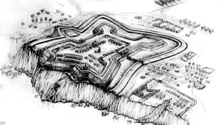 Легенды Днепра - история крепости Кодак