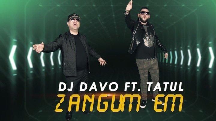 ➷ ❤ ➹DJ DAVO FT. TATUL AVOYAN - ZANGUM EM (Премьера 2017)➷ ❤ ➹