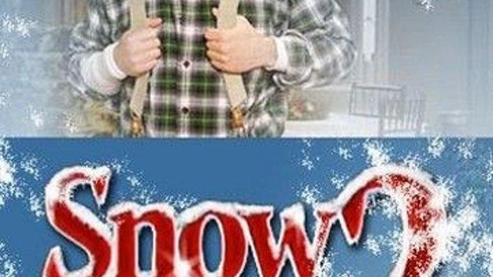 новогодний семейный фильм _ Снег 2: Заморозка мозгов (2008) Snow 2: Brain Freeze Жанр: Фэнтези, Семейный.