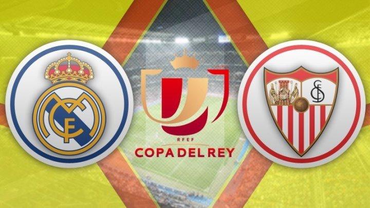 Реал Мадрид 3:0 Севилья | Испания кубоги 2016 | Видеошарх