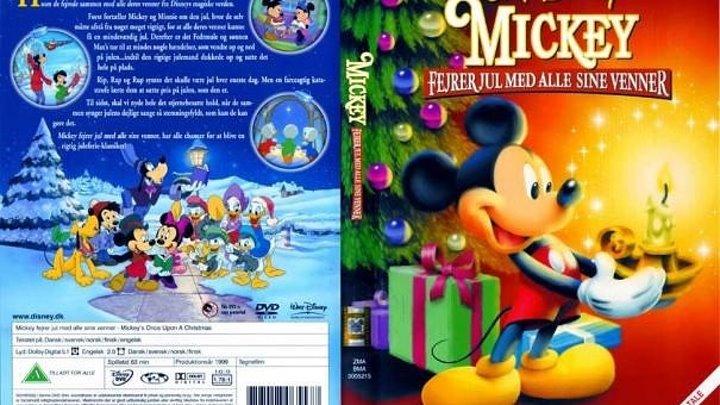"""Мультфильм """" Микки - Однажды под Рождество """" 1999 г. (0+) США. Фэнтези, Комедия, Драма, Семейный."""