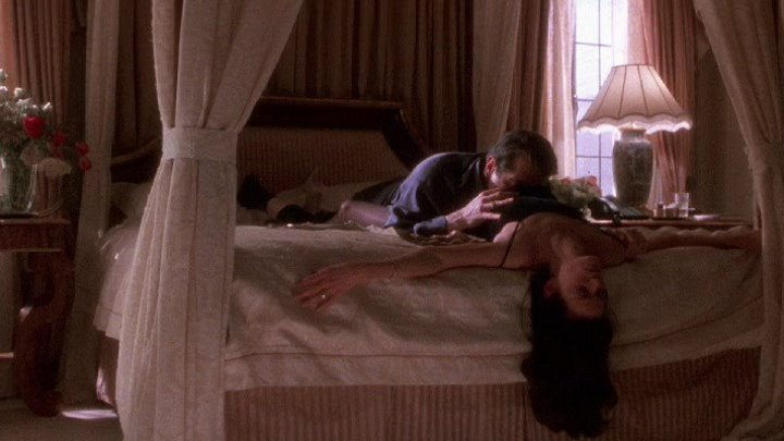 Шлюха (1995) триллер, криминал. 18+