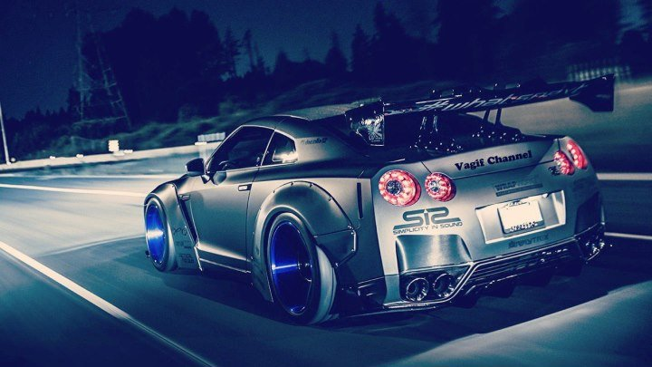 Nissan GTR Liberty Walk Other Tuning Vagif Channel