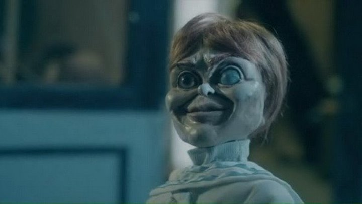 Проклятие куклы Роберт (2016) ужасы