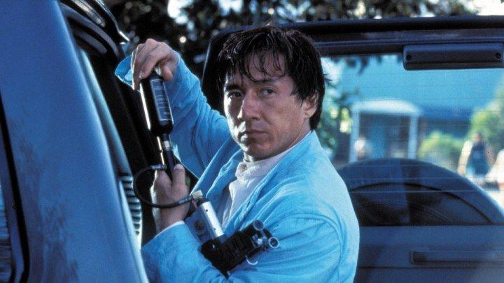 Первый удар (1996) боевик, триллер, комедия