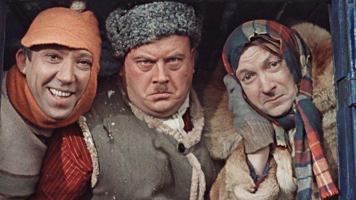Самогонщики 1961- Русская комедия