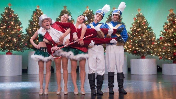 Убойное Рождество Гарольда и Кумара / A Very Harold and Kumar 3D Christmas (2011: комедия)