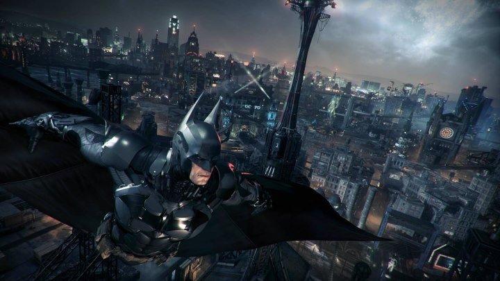 Batman Arkham Knight / Бэтмен Рыцарь Аркхема - 2015