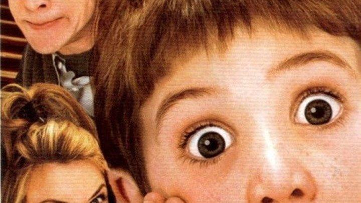 семейная комедия _ Один дома 4 (2002) Жанр: Комедия, Семейный.