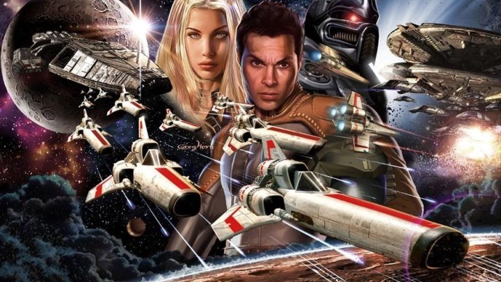 Звездный Крейсер Галактика: Кровь и Хром (2012) фантастика, боевик