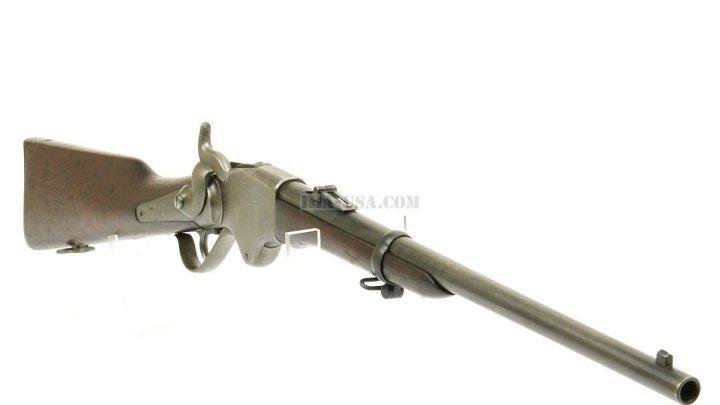 Карабин Бернсайда — американская капсюльная казнозарядная винтовка раннего типа (или же с дульнозарядной каморой), разработанная Эмброузом Бернсайдом. Использовалась во время Американской гражданской войны. Примечательна использованием неунитарного патрона обратной конусности с металлической гильзой, наподобие бумажных патронов для ранних капсюльных револьверов кольта.