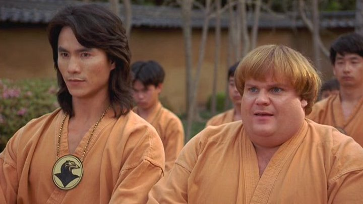 Ниндзя из Беверли Хиллз (1997) боевик, комедия