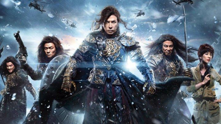 Ледяная комета 2014 фантастика, боевик, комедия, история