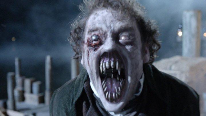 Президент Линкольн: Охотник на вампиров HD(ужасы, фэнтези, боевик)2012