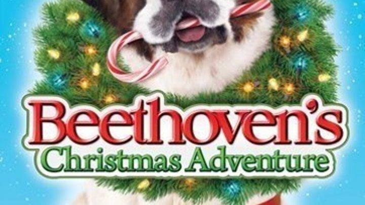 новогодняя комедия _ Рождественское приключение Бетховена (2011) Beethoven's Christmas Adventure Жанр: Фэнтези, Комедия.