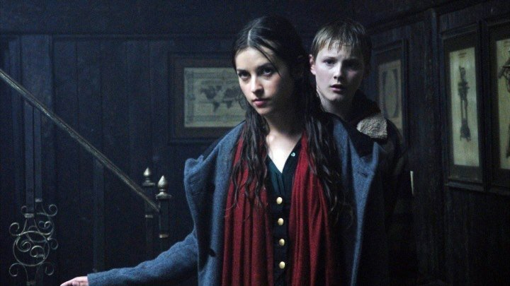 """Восход тьмы"" The Seeker: The Dark Is Rising. Триллер, Фэнтези, Драма, Приключения."