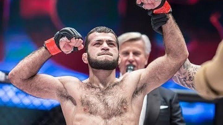 Чемпион Азербайджана - Хайлайт и Лучшие Бои Турала Рагимова 2017