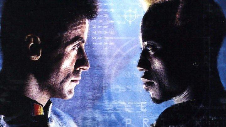 Разрушитель (фантастический боевик с Сильвестром Сталлоне, Уэсли Снайпсом и Сандрой Буллок) | США, 1993