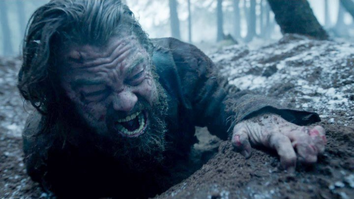 Выживший 4K Ultra HD(триллер,боевик,приключения драма)2015 (18+)