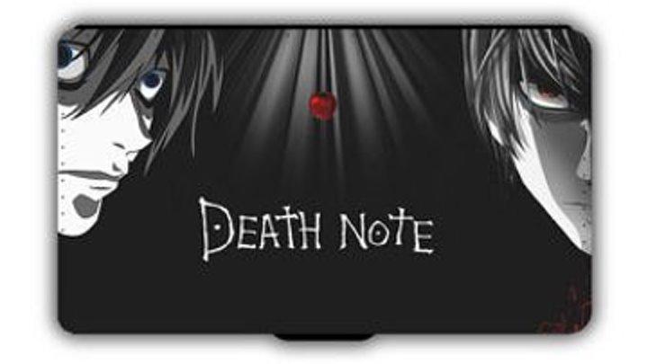 Тетрадь смерти Death Note [TV] [34 of 37] [Ru En Jp]