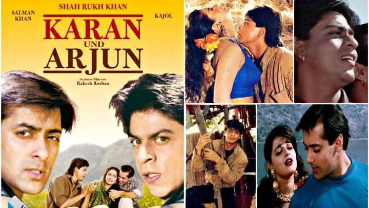 Karan und Arjun Trailer HD
