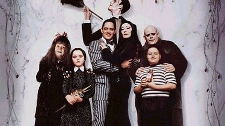 Семейка Аддамс (1991) Addams Family, The_ Жанр: Триллер, Фэнтези, Комедия, Семейный