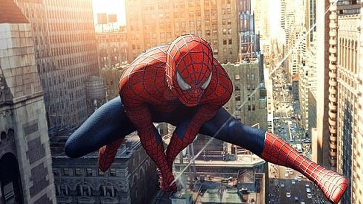 1.Человек-паук. 2002.BDRip