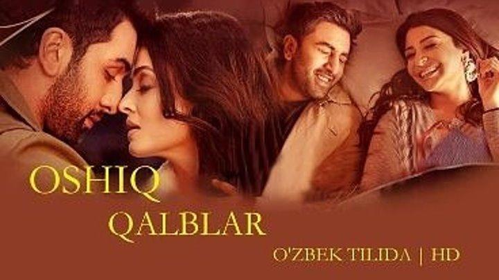 Oshiq qalblar ( Hind kino O'zbek tilida ) 2017 HD | PREMYERA