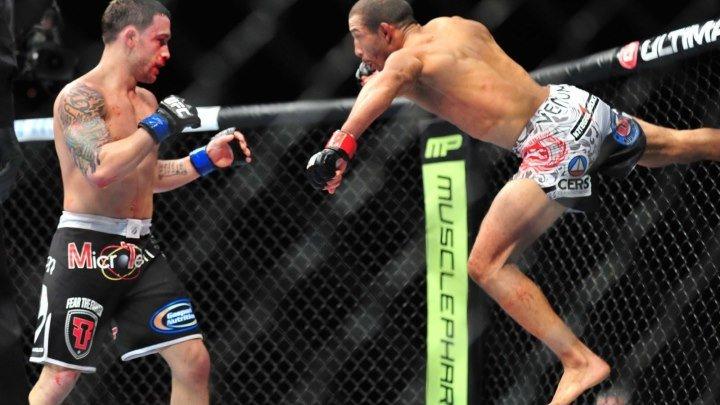 ТОП 5 ВОСХОДЯЩИХ ЗВЕЗД UFC