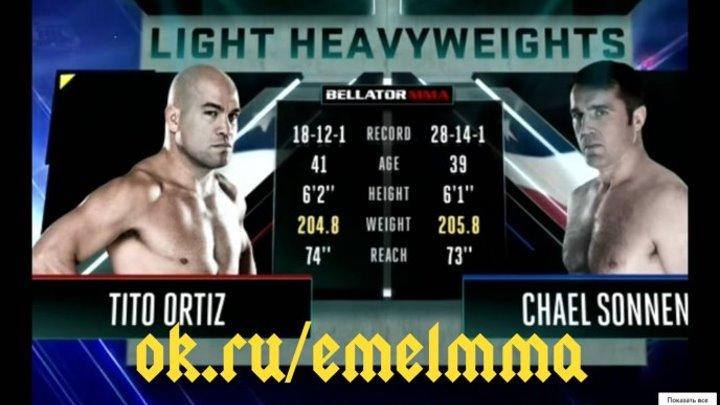 ★ Bellator 170: Чейл Соннен - Тито Ортис   Sonnen vs. Ortiz (22.01.2017) ★