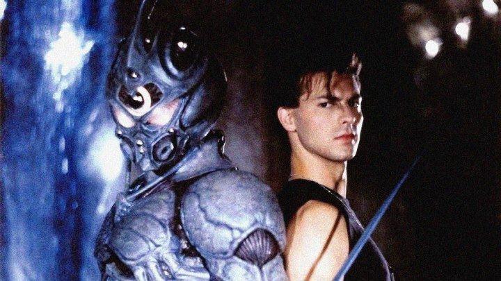 Гайвер 2: Темный герой (1994) фантастика, боевик