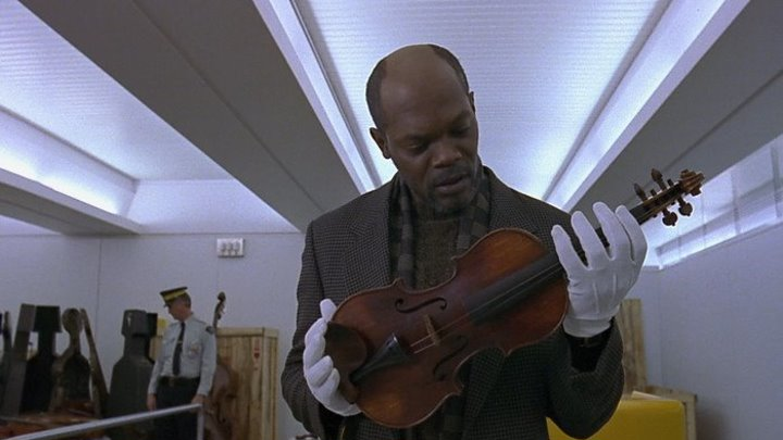 КРАСНАЯ СКРИПКА / Le violon rouge (1998)