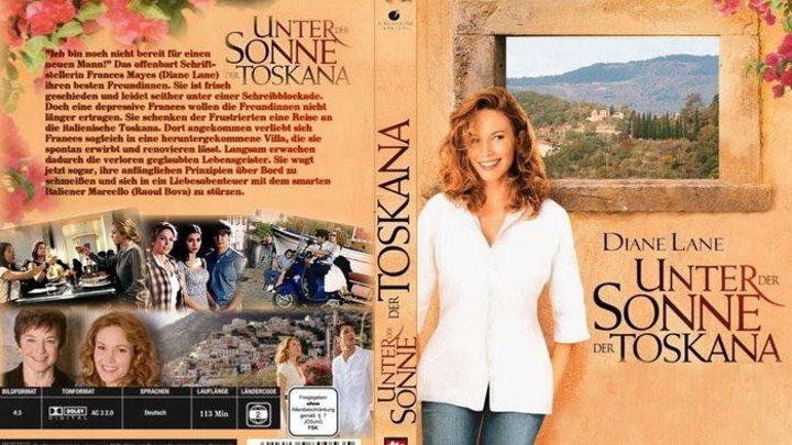 Под солнцем Тосканы (2003) Мелодрама, Драма.