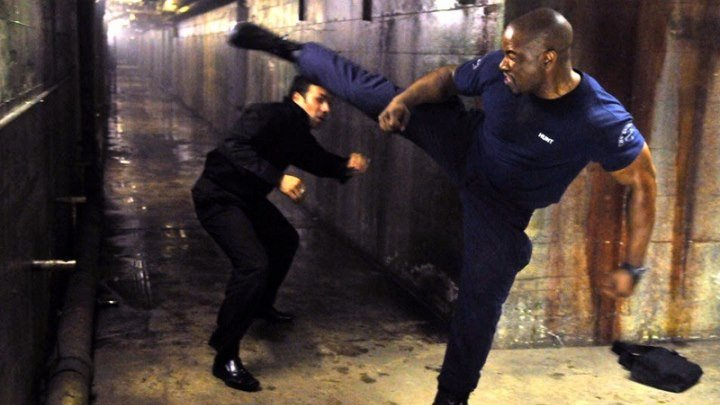 Тактическая сила (2011) боевик, комедия